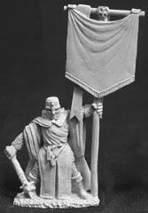 Templar Knight Standard Bearer