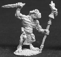 Lizardman Shaman (02392)