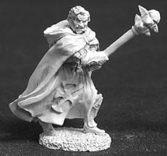 Denefin - Male Cleric w/2-Handed Mace