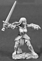 Sister Candice - Battle Nun w/Sword