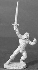 Ragnor - Male Barbarian w/Sword