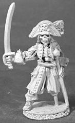 Captain Razig - Undead Pirate (02437)