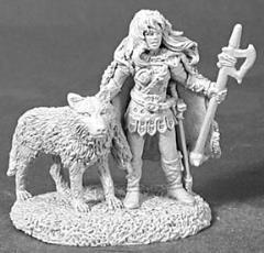 Shawna Wolfsister & Wolf