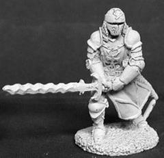 Black Legionnaire w/2-Handed Sword