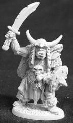 Nagrash - Orc Chieftain