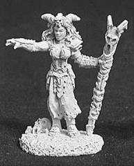 Bria - Female Necromancer