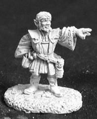 Balto Burrowell - Male Gnome Illusionist
