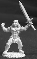 Brand - Male Barbarian