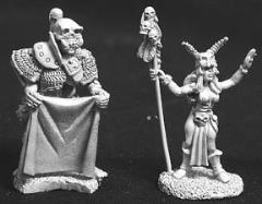Sorceress & Servant