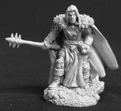 Vlad the Deceiver - Male Cleric