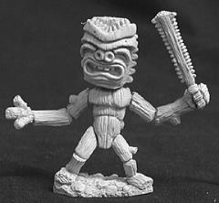 Tiki - Wood Golem