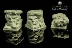 25mm Orc Ruins (Square Base)