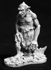 Marsh Troll - Kneeling