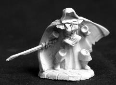 Female Wraith #1