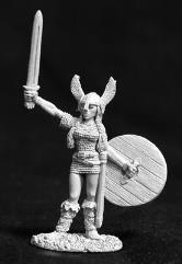 Sheya - Shield Maiden
