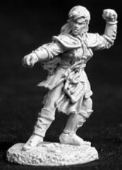 Jade Star - Female Monk
