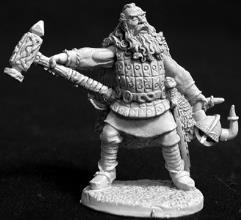 Tharn Helmsunder - Viking Cleric