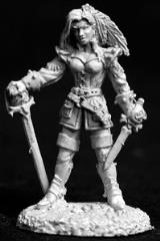 Maria Roseblade - Female Swashbuckler
