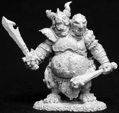Lardgulp Two-Headed Troll