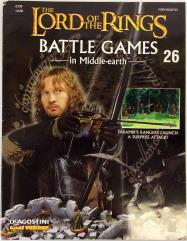 "#26 ""Faramir's Rangers Launch a Surprise Attack, Rangers of Gondor, Faramir"""