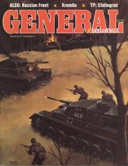 "Vol. 27, #1 ""Russian Campaign, Kremlin, TP - Stalingrad, SL Scenario"""