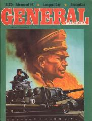 "Vol. 27, #3 ""Advanced Third Reich, The Longest Day, Fortress Europa, SL Scenario"""