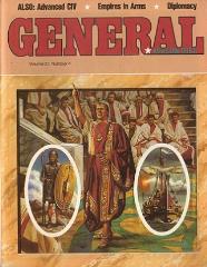 "Vol. 27, #4 ""Republic of Rome, Advanced Civ, Empires in Arms, Diplomacy"""