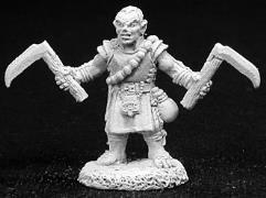 Biff - Male Halfling Monk
