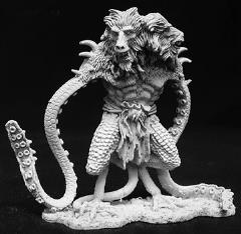 Demonic Lasher