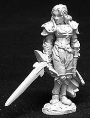 Alaine - Female Paladin