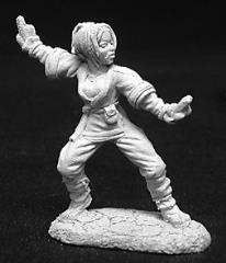 Yuri - Female Monk