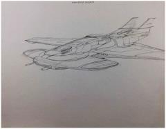 Technical Readout 2750 - Hammerhead Concept Art