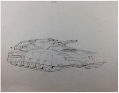Technical Readout 2750 - Magi Concept Art