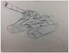 Technical Readout 2750 - Marksman Concept Art