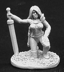 Dena Female w/2-Handed Sword
