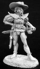 Edward Dumond - Male Cavalier