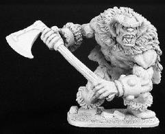 Mash - Half Ogre Barbarian