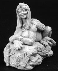 Gameela - Female Sphinx