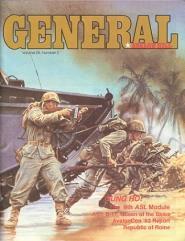 """Vol. 28, #2 """"Gung Ho!, B-17, Republic of Rome, ASL Scenarios"""""""