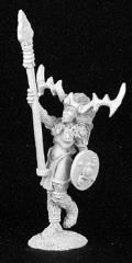 Karedwyn - Druid w/Spear