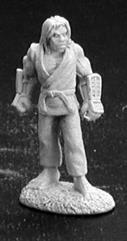 Buck Ronan - Monk