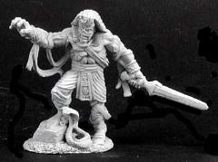 Khalith - Black Mummy Lord