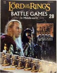 "#28 ""The Army of the White Hand Assaults Rohan, Haldir at Helms Deep, Men of Rohan"""