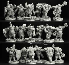 Ogre Players Set