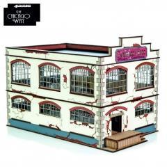 Gambassi Warehouse (Pre-Painted)