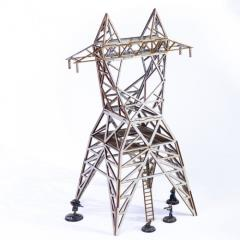Transcontinental Pylon (Pre-painted)