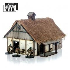 Polish Rural Cottage (Pre-Painted)