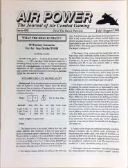 """#28 """"Sci-Fi/Fantasy Scenarios for Air Superiority & The Speed of Heat"""""""
