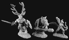 Beastmen of the Wyld