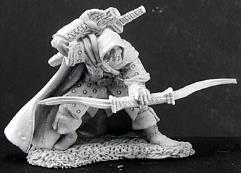 Mason Thornwarden w/Sword & Bow
